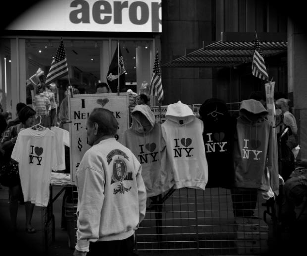 I love NY t-shirts