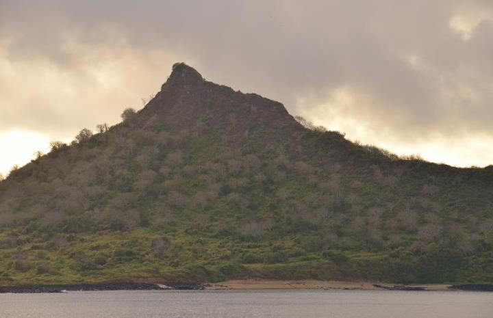 Bahia Ballena Island