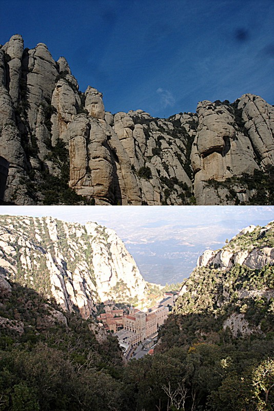 "Montserrat (""jagged mountains"")"