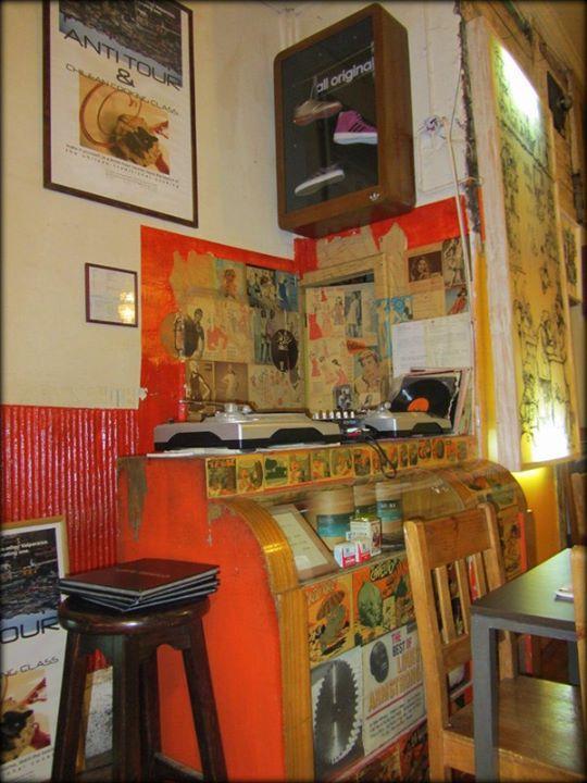 Cafe Vinilo, Valparaiso