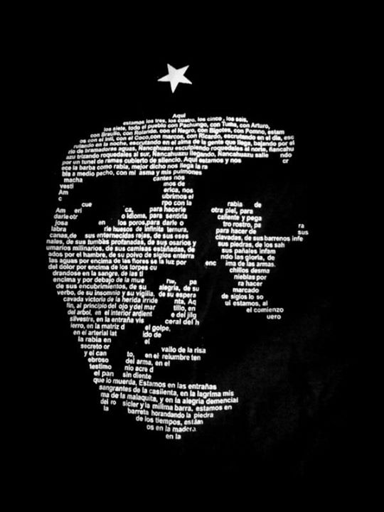 Che Guevara, a symbol of freedom for most Bolivianos