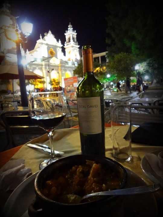 dinner night