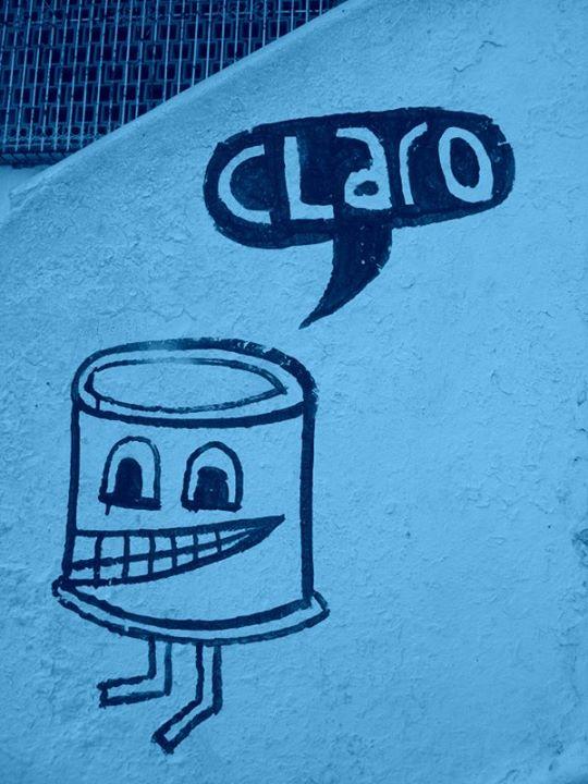 Casco Viejo graffiti