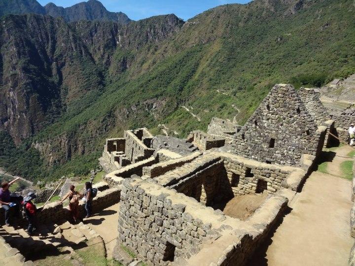 inside machu pichu 2