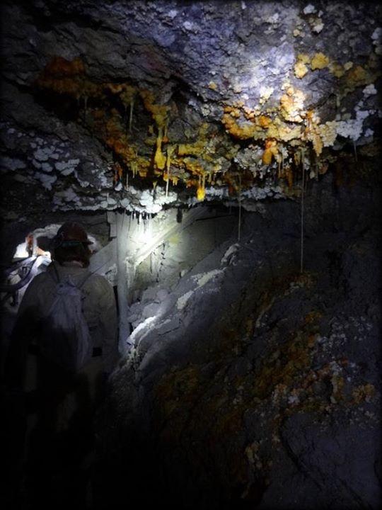 inside potosi mine