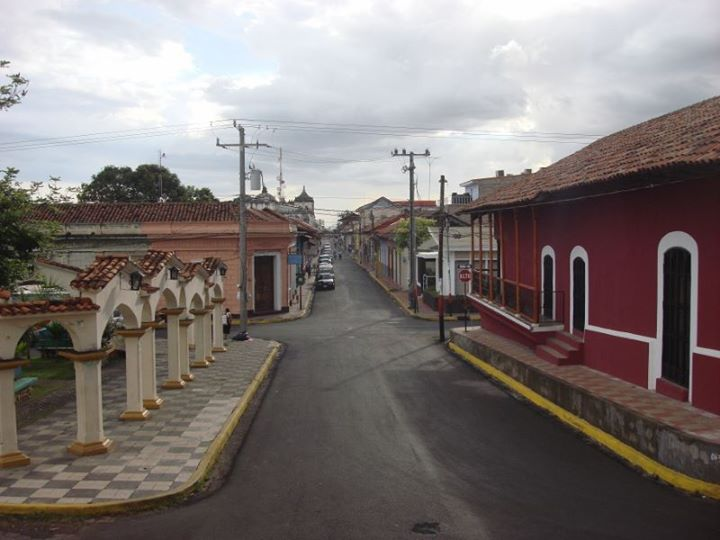 the town of Leon