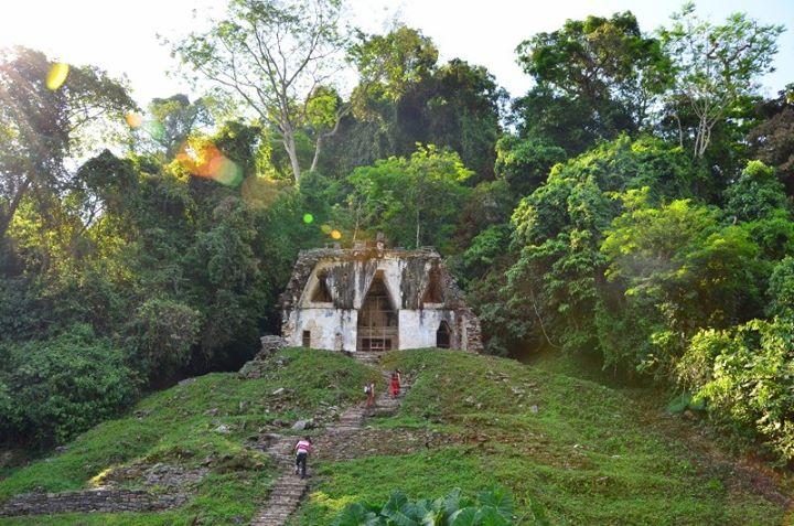 palenque ruins 2