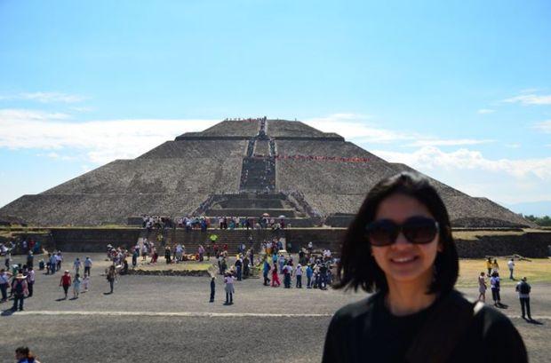 Temple of the Sun Pyramid