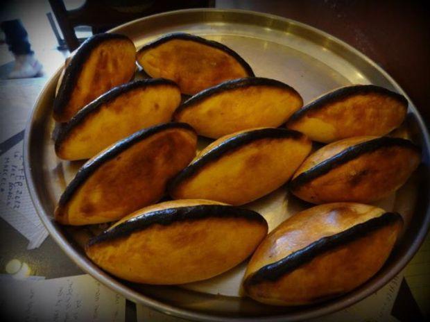 Salteña (Bolivian empanada)