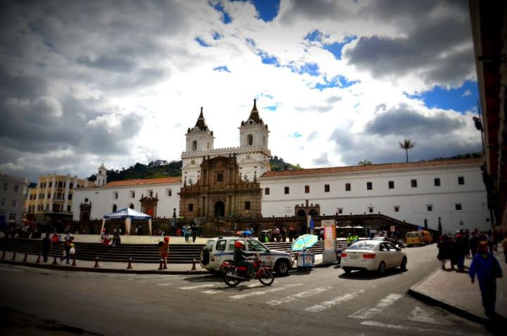 San Francisco Plaza, Cathedral and Convent