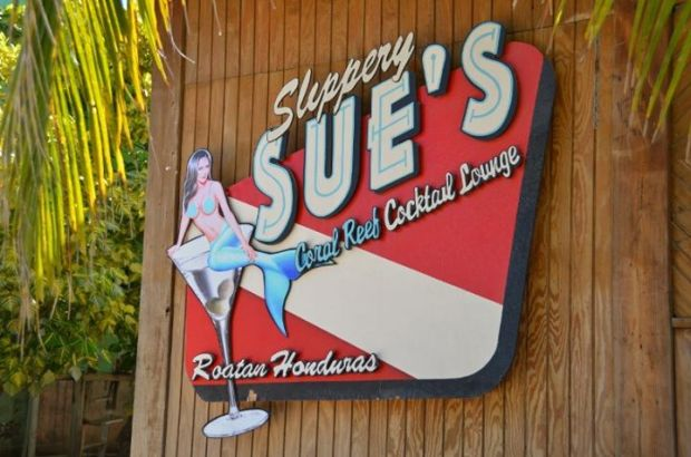 slippery sue