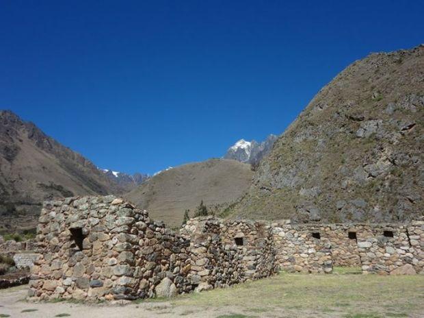 Willkarakay ruins