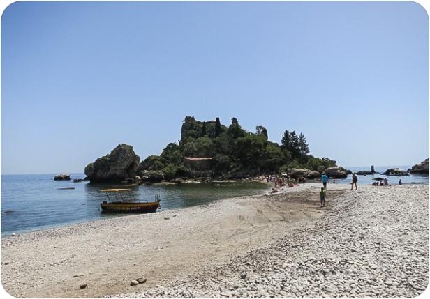 Isla Bella, Taormina