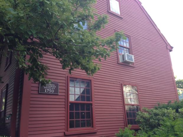 Nathaniel Hawthorne's house