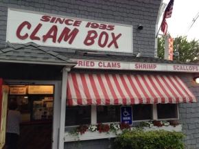 clam box