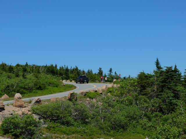 acadia national park Summit Road