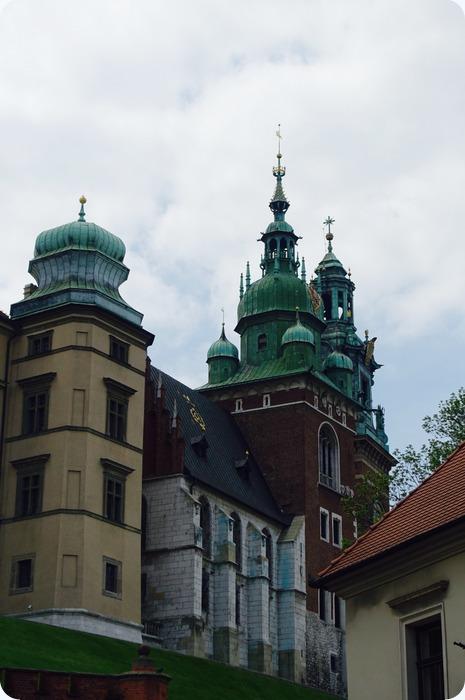 krakow castle 4
