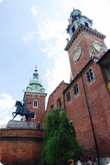 krakow castle 3