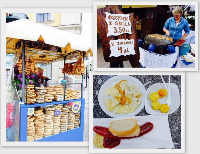 krakow street food