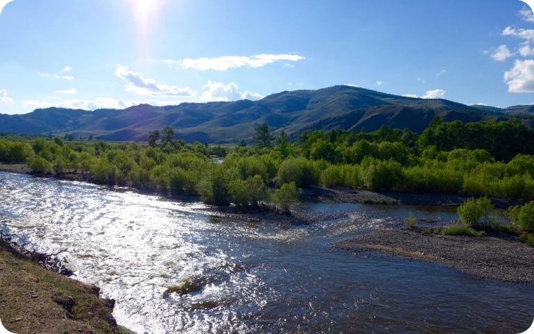 Tuul river