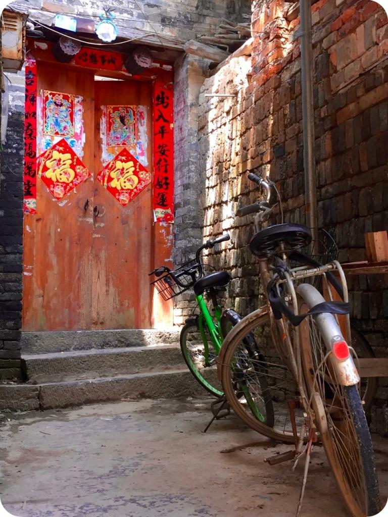 Longtan Ancient Village