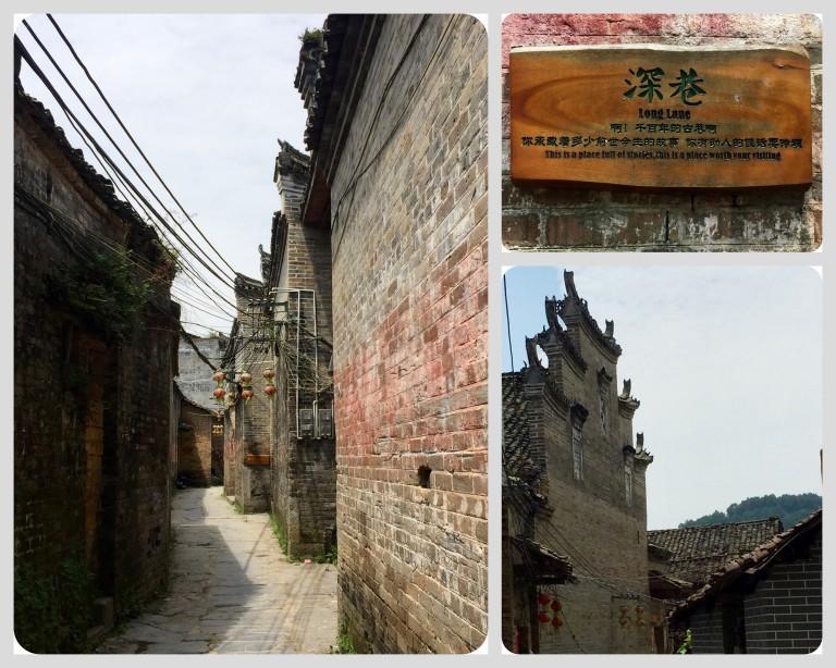 Longtan village